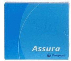 Coloplast Assura Basisplatten Extra 50 mm 2832 (5 Stk.)