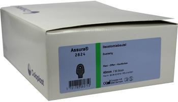 Coloplast Assura Ausstreif Beutel 40 mm 2824 Maxi Haut (30 Stk.)