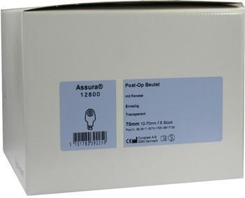 Coloplast Assura Post Op Btl.12800 Unsteril (6 Stk.)