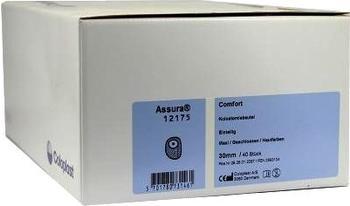 Coloplast Assura Comfort 1-tlg. Geschlossen Beutel 12175 Maxi Haut (40 Stk.)