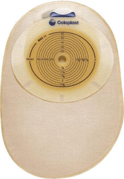 Coloplast Sensura 1Tlg.Beutel Geschl.Midi 10-66 mm Hautfarben (40 Stk.)