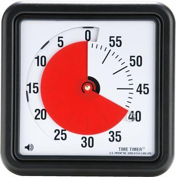 Time Timer® Time Timer Tischuhr mit akustischem Signal, mittel, 18x18 cm