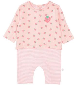 Staccato Overall soft blush Alloverprint (230075423-458)