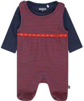 Staccato Strampler-Set mit Shirt winter red (230069204-474)