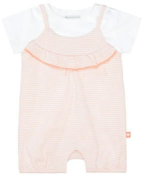 Staccato Strampler+Shirt soft peach (230075499-450)