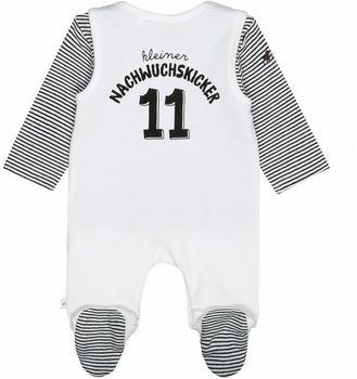 Staccato Strampler+Shirt weiß (230075528-100)