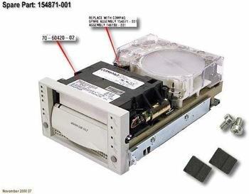 Compaq DLT 80 GB 154871-001 SCSI
