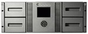 Hewlett-Packard HP StorageWorks MSL4048 2 x LTO-4 Ultrium1840 SCSI
