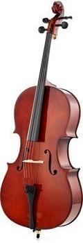 GEWA Cellogarnitur Set Allegro 1/4