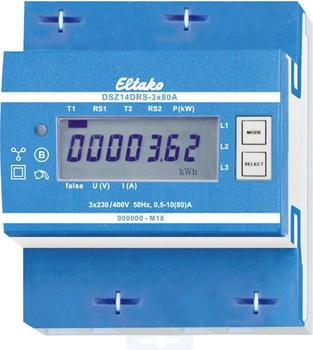 Eltako DSZ14DRS-3x80A MID