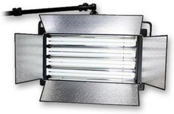 Bresser MM-08-D Foto-/Video-Tageslichtlampe 4x55W mit Dimmer