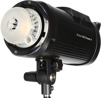 Rollei HS Freeze 6 Professioneller Studioblitz inkl. Funksender für Nikon