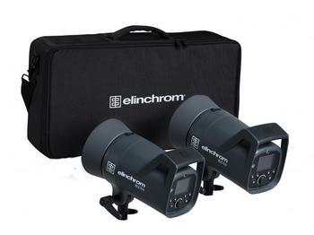 Elinchrom ELC 500/500 TTL Set