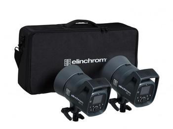 Elinchrom ELC 125/125 TTL Set