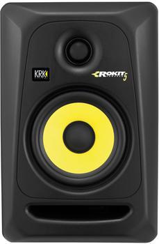 KRK RoKit 5 G3 schwarz Set mit Absorberplatten