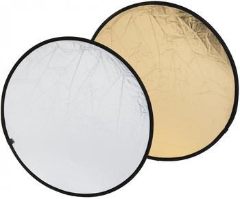 Bresser BR-TR5 Faltreflektor gold/silber 80cm rund