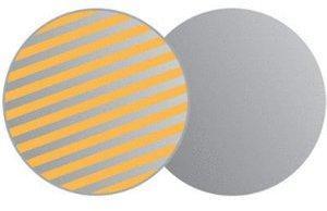 Lastolite Faltreflektor 30cm Sunfire/silber (1236)