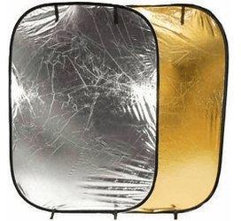 Lastolite Faltreflektor 180x120cm silber/gold (7234)