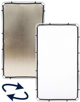 Lastolite Rapid SkyLite Stoffbezug medium 1,1x2m Sunfire/Weiss BLL