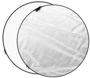 Godox Faltreflektor 110cm silber/weiß