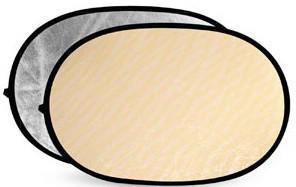 Godox Faltreflektor 100x150cm gold/silber