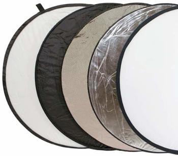 Delamax 5 in 1 Faltreflektoren Set Spezial (107 cm)