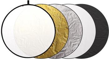 Dörr Faltreflektor Set 5-in-1 CRK-52 Ø132cm