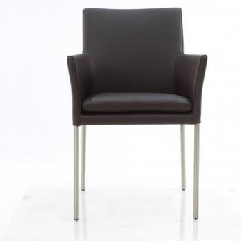 SIX Möbel Armlehnstuhl No.422 braun