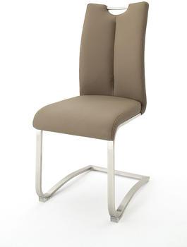 MCA Furniture Artos A2XL20 2er cappuccino gebürstet