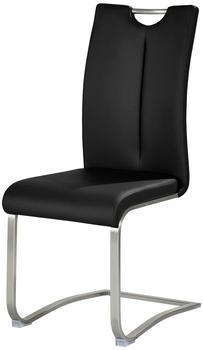 MCA Furniture Artos A1XL10 schwarz gebürstet