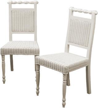 heinz-hofmann-furniture-rattanstuhl-2er-set-pinie-weiss