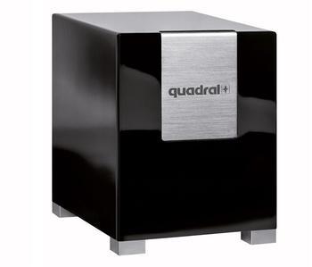 Quadral Qube 12 schwarz