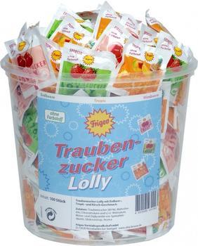 Frigeo Traubenzucker Lolly (800 g)