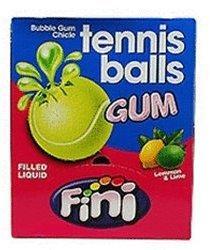 Fini Tennisball Gum (200 Stück)