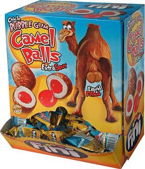Fini Camel Balls Gum (200 St.)