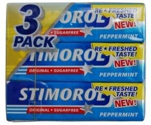 Stimorol Peppermint (3x14 g)