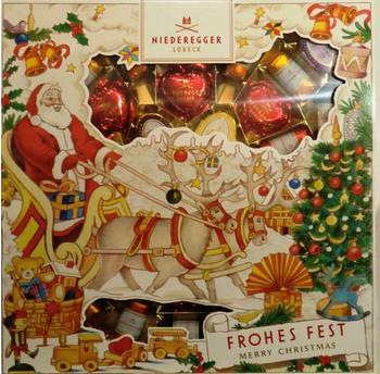 Niederegger Marzipanerie Frohes Fest (500 g)