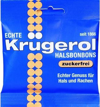 Krügerol Halsbonbons zuckerfrei (50 g)