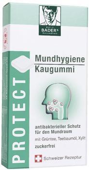 Baders Protect Gum Mundhygiene Kaugummi (16 St.)