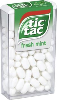TicTac 100 Fresh Mint (49 g)