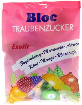 Dr. A. & L. Schmidgall Bloc Traubenzucker Exotic (75 g)