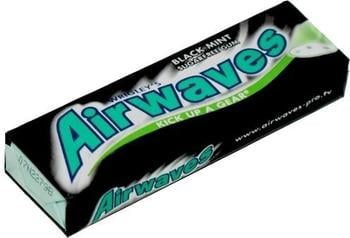 Airwaves Black Mint (10 Dragees)