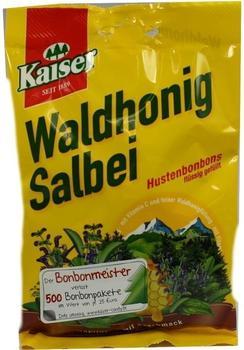 Axisis Waldhonig Salbei Hustenbonbons fl.gef.Kaiser (90 g)