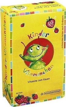 Dr. Bosshammer Kinder Vitaminchen Bonbons (28 St.)
