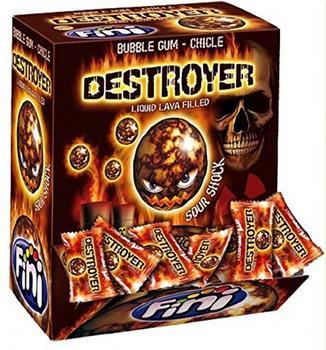 Fini Destroyer Gum (200 Stück)