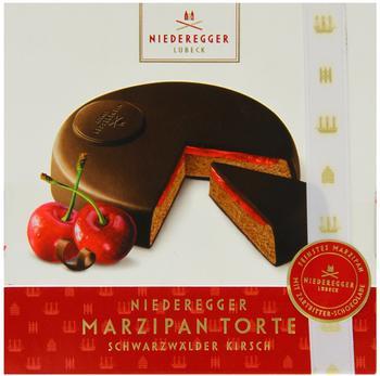 Niederegger Marzipan Torte Schwarzwälder Kirsch (185 g)