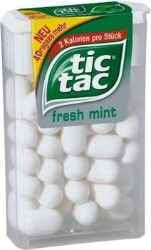 TicTac fresh mint 18g