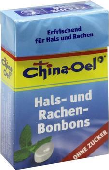 Bio-Diät-Berlin China-Oel Hals- und Rachenbonbons ohne Zucker (40 g)