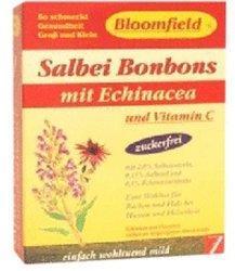 Wörwag Pharma Bloomfield Salbei + Echinacea Bonbons (40 g)