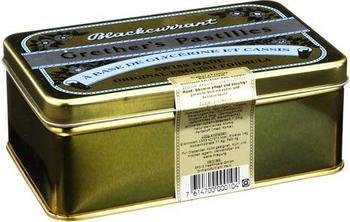 Grethers Blackcurrant Gold Pastillen Dose (440 g)
